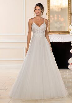 Stella York 6701 A-Line Wedding Dress