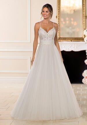 Stella York 6701 A Line Wedding Dress