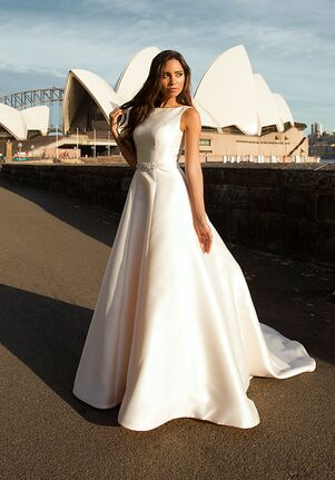 Mia Solano M1804Z | Penina A-Line Wedding Dress