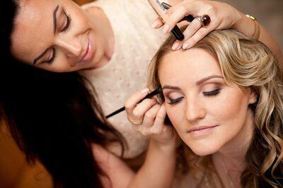 Nadiya Mashkina Enchanting Makeup Artist