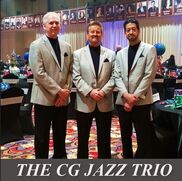 Pineville, LA Jazz Band | CG Thomason  with THE CG JAZZ TRIO