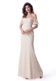 Venus Bridesmaids BM2240 Off the Shoulder Bridesmaid Dress