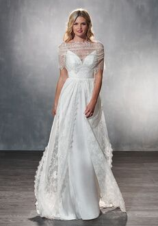 Mary's Bridal MB5005 A-Line Wedding Dress