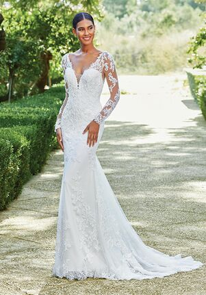 Sincerity Bridal 44206 Mermaid Wedding Dress