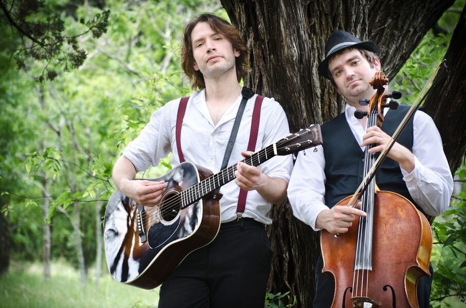 Dead Tree Duo - Acoustic Band - Austin, TX