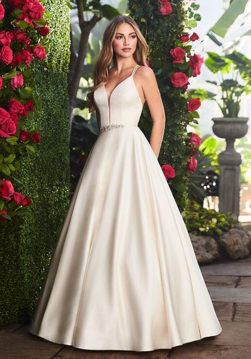 Mikaella 2257 Ball Gown Wedding Dress