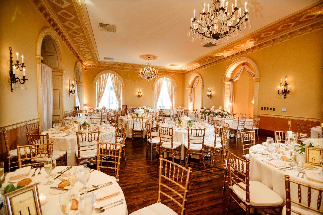 Colony Club Wedding 50 Real Weddings Colony Club 3rd Floor