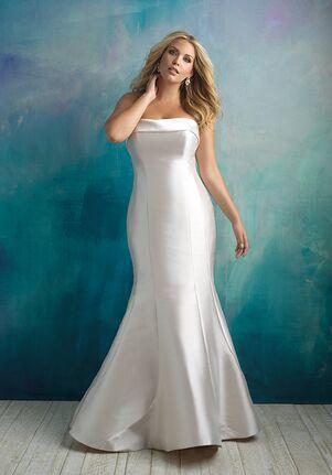 Allure Bridals W412 Mermaid Wedding Dress