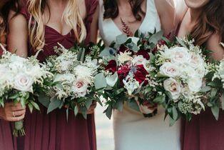 Wedding Flowers by Robyn
