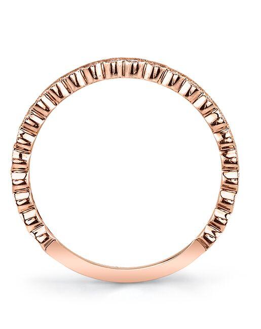 MARS Fine Jewelry MARS Jewelry 26259 Wedding Band Rose Gold, Gold, White Gold Wedding Ring