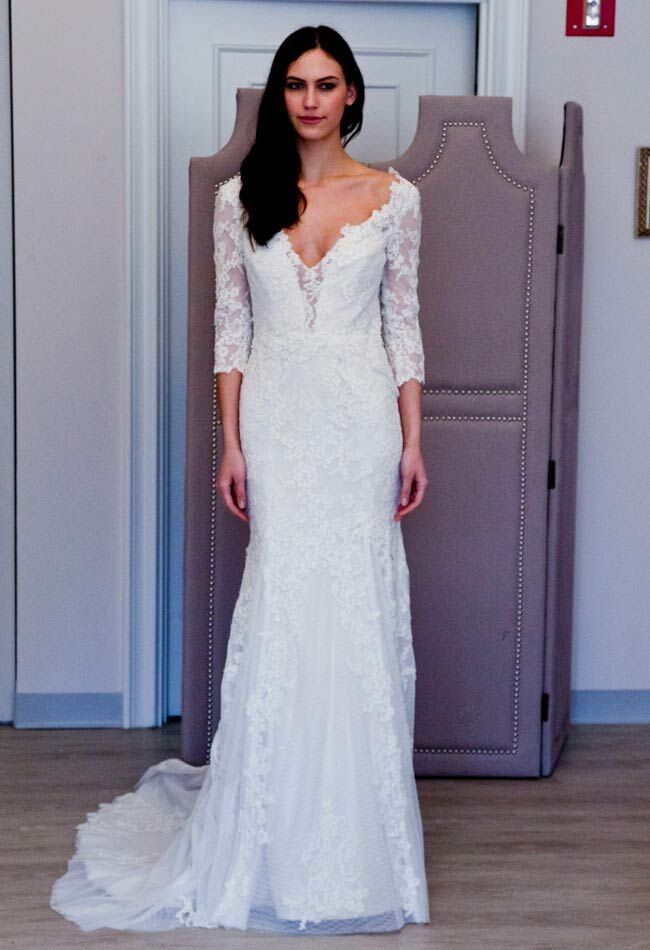 Alvina Valenta Fall 2014 Wedding Dresses