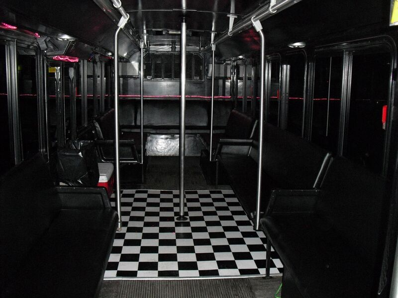 KC Night Train Party Bus and Limousine Service - Event Limo - Kansas City, MO
