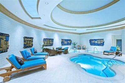 Spa Aquae at the JW Marriott Las Vegas Resort & Spa