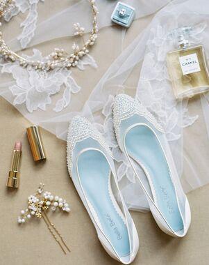 Bella Belle HAILEY Ivory Shoe