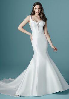 Maggie Sottero LADELLE Mermaid Wedding Dress