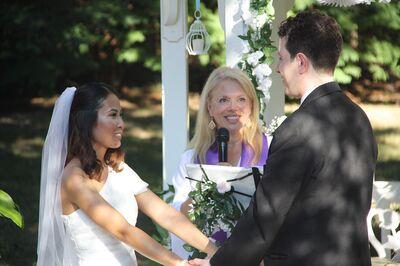 Rev. Linda Ruben's Weddings & Blessings