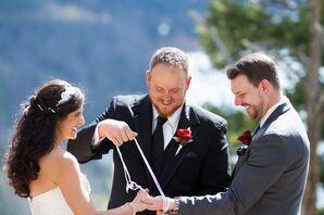 Knot Tying Unity Ceremony