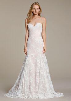 Jim Hjelm 8608 Mermaid Wedding Dress