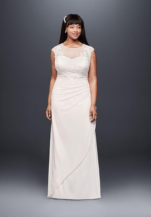 2581d2f0 David's Bridal DB Studio Style 184336DBW Wedding Dress   The Knot