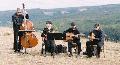 Montana Manouche - Bozeman, MT Gypsy Jazz Quartet