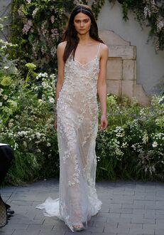 Monique Lhuillier Gia Sheath Wedding Dress