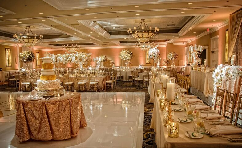 Wedding reception venues in chicago il the knot concorde banquets junglespirit Images