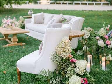 outdoor lounge 2021 weddings