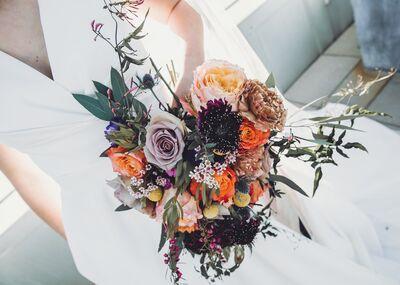 Cotton Boll Floral Designs