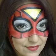 Bakersfield, CA Face Painting | SHINE FACE AND BODY ART