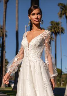 Simply Val Stefani ALORA A-Line Wedding Dress