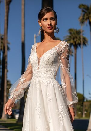 Simply Val Stefani ALORA A-Line Wedding Dress