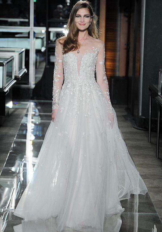 Reem Acra 5742-Secret Garden Wedding Dress - The Knot