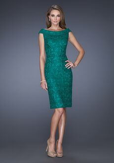 La Femme Evening 20512 Green Mother Of The Bride Dress