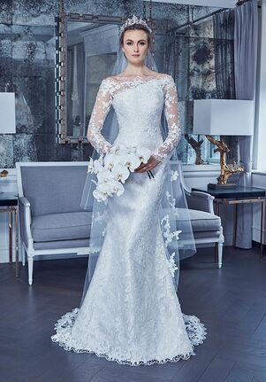 Romona Keveza Collection RK9401+RK9401Blouse Wedding Dress