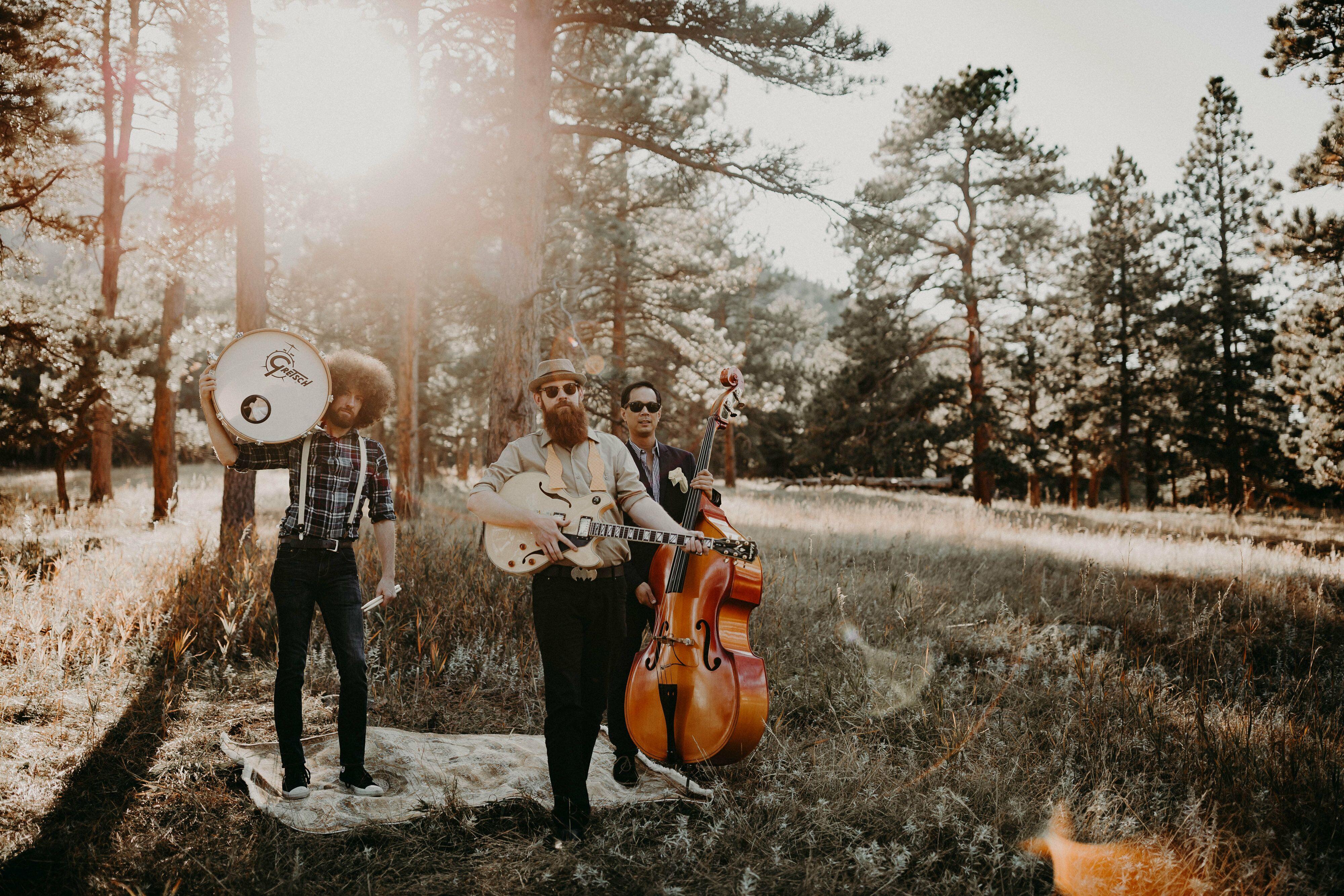 Diamond Empire Band | Wedding Bands - Kansas City, MO
