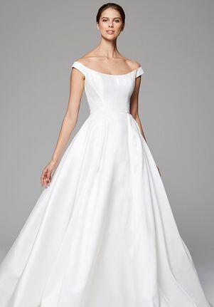 Anne Barge Sloane Ball Gown Wedding Dress