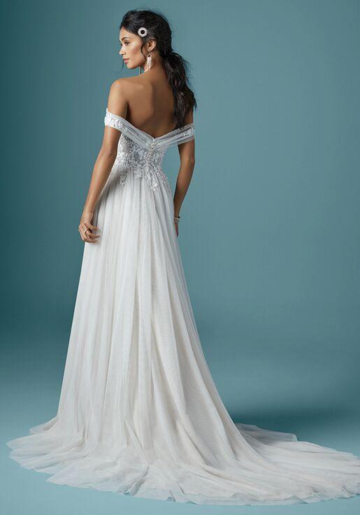 Maggie Sottero MARLEE A-Line Wedding Dress