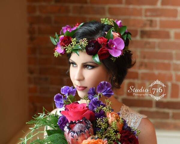 Shelley Rundberg Couture Wedding Flowers