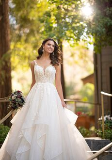 Essense of Australia D2936 A-Line Wedding Dress