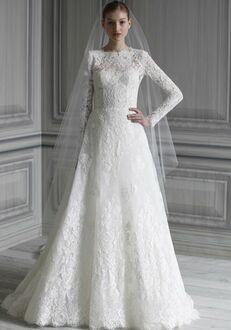 Monique Lhuillier Catherine A-Line Wedding Dress