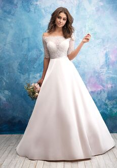 Allure Bridals 9553 Ball Gown Wedding Dress