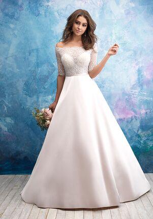d620f5b0e Allure Bridals 9553 Ball Gown Wedding Dress