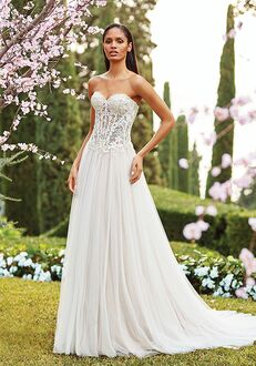 Sincerity Bridal 44174 A-Line Wedding Dress