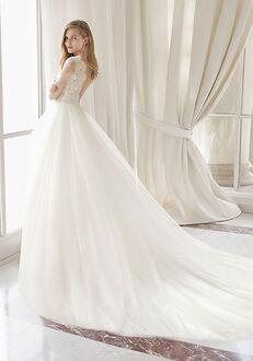 Rosa Clará Couture PERGOLA Ball Gown Wedding Dress