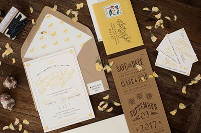 Invitations Paper In Kansas City Mo The Knot