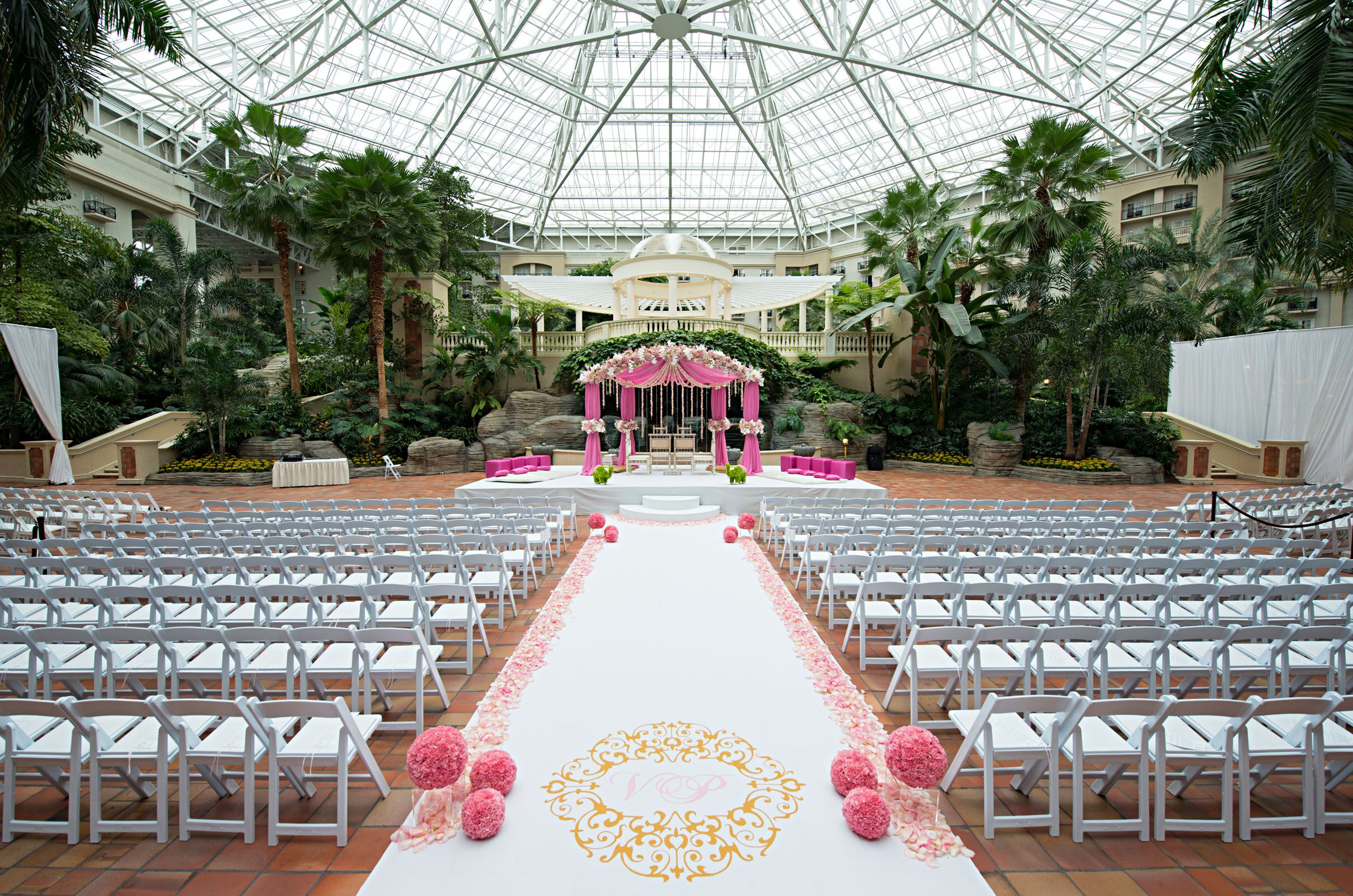 Gaylord Palms Resort Reception Venues Kissimmee Fl