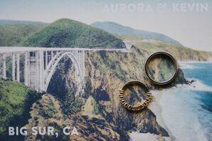 Vintage Postcard-Style Stationery
