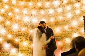 Intimate Wedding Ceremony at Zingerman's Events