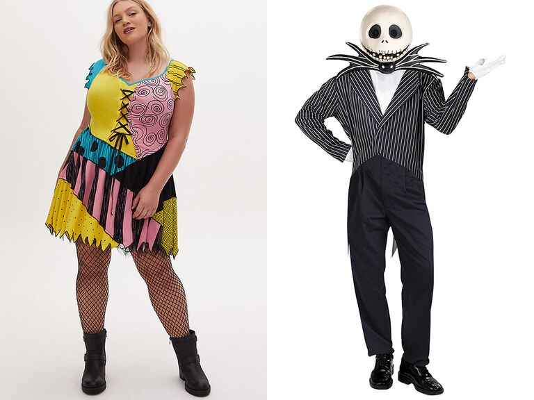 39 Cute Couples Costumes You Can Pull Off Easily