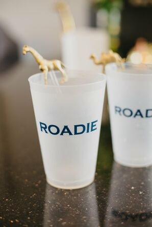 Custom-Made Cocktail Cups
